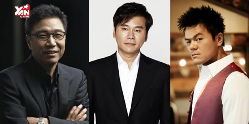 """Những tiêu chí tuyển chọn trưởng nhóm khác nhau của 3 """"ông lớn"""" SM, YG và JYP"""