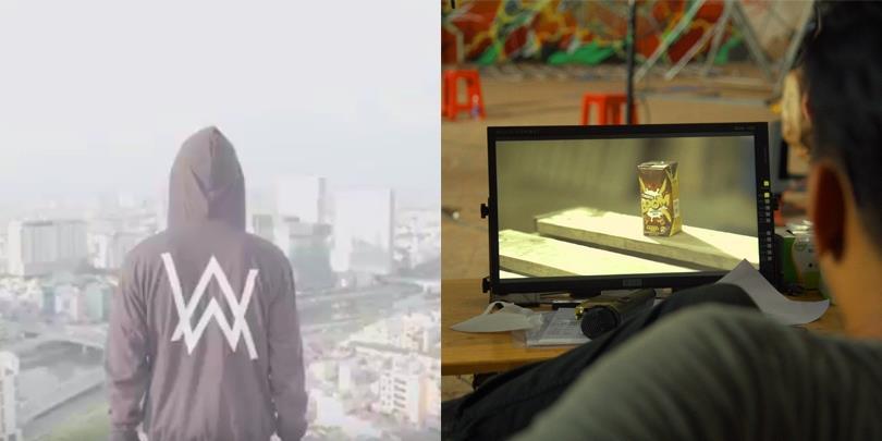 """Lộ ảnh phim trườngMV """"Alone"""" phiên bản Việt của Alan Walker"""