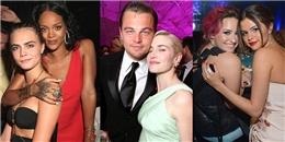 Những tình bạn đẹp, thân thiết như anh chị em một nhà giữa các ngôi sao Hollywood