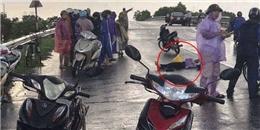 Hải Dương: Đang đi xe máy, một phụ nữ bị sét đánh tử vong