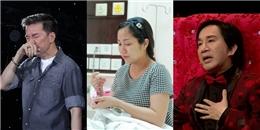 Xót xa cảnh sao Việt vẫn diễn hài, ca hát khi người thân qua đời