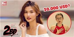 [2BĐ] Hậu Next Top, Cao Thiên Trang bị đại gia 'gạ gẫm' 20.000 USD?
