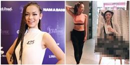 Mai Ngô vắng mặt trong buổi công bố thí sinh vào Bán kết Hoa hậu Hoàn vũ, rộ nghi án bị loại?