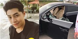 yan.vn - tin sao, ngôi sao - Quản lý đăng ảnh ô tô của Noo Phước Thịnh bị tai nạn khiến fan lo lắng