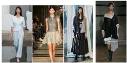 Chỉ ăn mì gói, không người giúp đỡ Trang Phạm vẫn trúng 8 show ở London Fashion Week