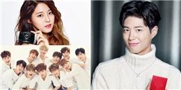 Không phải Song Joong Ki - Jun Ji Hyun, đây mới là 'ông bà hoàng' quảng cáo hàng đầu Hàn Quốc 2017