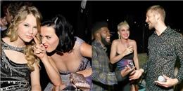 'Trả thù' Taylor Swift, Katy Perry quyết 'chinh phục bằng được' Calvin Harris?