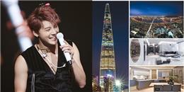 Kim Junsu (JYJ) 'chơi lớn' khi 'tậu' căn hộ gần 140 tỷ, trở thành hàng xóm của Jo In Sung