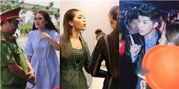 Muôn vàn biểu cảm tức giận của sao Việt khiến khán giả cũng phải khiếp sợ