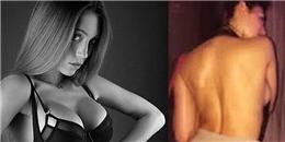 Georgina Rodriguez bình thản khi bị lộ ảnh nóng