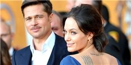 Jolie và Pitt, cuộc chiến PR rực lửa giữa hai kẻ