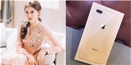 yan.vn - tin sao, ngôi sao - Lộ diện sao Việt đầu tiên sở hữu Iphone 8,
