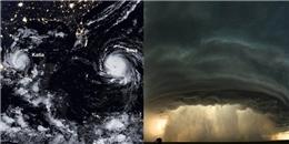 Những cơn bão sinh ra lốc xoáy như thế nào?