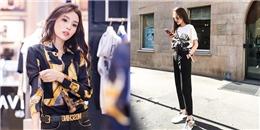 yan.vn - tin sao, ngôi sao - Hoa hậu Kỳ Duyên kiếm tiền ở đâu mà dùng đồ hiệu tiền tỉ liên tục?