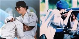 yan.vn - tin sao, ngôi sao - Bận rộn lịch trình, G-Dragon và Seungri lưu luyến tiễn nhau không nỡ rời ở sân bay