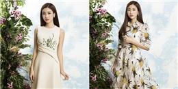 Hoa hậu Mỹ Linh lại gây thương nhớ trước thềm chinh chiến Miss World 2017