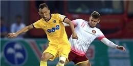 V-League 2017 trở lại: 'Đánh đu' cùng giải chuyên nghiệp