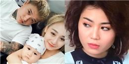 Vợ ca sĩ Vũ Duy Khánh 'tố' diễn viên 'Người phán xử' thả thính chồng mình