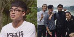 Em trai hotboy tiết lộ về kỉ niệm tuổi thơ đáng nhớ với Sơn Tùng M-TP
