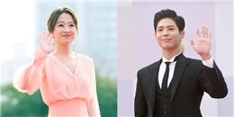 Hồi phục chấn thương, Bo Young 'tươi không cần tưới' sánh đôi bên Park Bo Gum