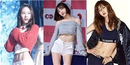 """yan.vn - tin sao, ngôi sao - Điểm danh loạt mỹ nhân xứ Hàn sở hữu cơ bụng """"số 11"""" hoàn hảo nhất Kpop"""