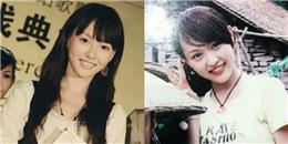Ngây ngất trước vẻ xinh đẹp tinh khôi thời nữ sinh Đại học của Đường Yên