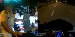 Bị CSGT chặn vì đi quá tốc độ, thanh niên giả vờ không biết tiếng Việt, 'bắn' tiếng Anh như gió