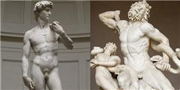 Những bức tượng Hy Lạp đều có 'cái ấy' bé tí ti và đây là lý do tại sao
