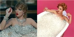 Không phải giống Beyonce, MV mới của Taylor Swift bị