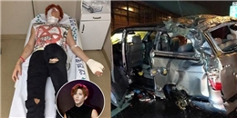 yan.vn - tin sao, ngôi sao - Loạt tai nạn đau lòng dấy lên hồi chuông báo động về sự an toàn của idol Kpop
