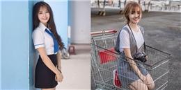 Hot girl Biên Hoà khiến dân mạng