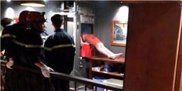 Hà Nội: Kinh hoàng nam thanh niên chết thảm vì bị kẹt đầu trong thang máy vận chuyển thức ăn