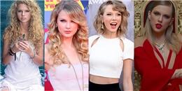 Đây là cách Taylor Swift thay đổi bản thân để 'ôm trọn' dàn người yêu siêu hot