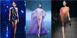 Dàn người mẫu lên tiếng bênh vực Cao Ngân trước chỉ trích 'ốm trơ xương'