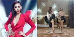 Võ Hoàng Yến bất ngờ làm giám khảo tại Hoa hậu Hoàn vũ Việt Nam 2017