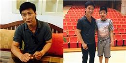 Vì sao diễn viên Quốc Tuấn từ chối nhận tiền ủng hộ con trai?