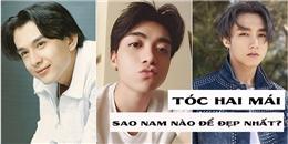 yan.vn - tin sao, ngôi sao - Sao nam Việt để đầu hai mái, ai đẹp trai hơn?