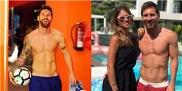 """Hậu đám cưới, Lionel Messi nịnh vợ bằng hình xăm """"độc"""""""