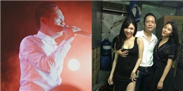 Thực hư về bức ảnh Duy Mạnh sàm sỡ vòng một 'tình cũ' Quang Lê