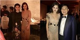 yan.vn - tin sao, ngôi sao - Vợ chồng cựu diễn viên Thủy Tiên dự tiệc cùng Selena Gomes ở Mỹ