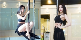 """Trổ tài múa cột điêu luyện, Jiyeon """"mê hoặc"""" lòng người với thân hình nóng bỏng khó cưỡng"""