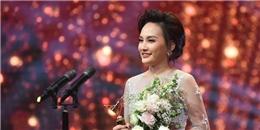 Bảo Thanh 'vượt mặt' Nhã Phương giành giải Nữ diễn viên ấn tượng nhất