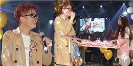yan.vn - tin sao, ngôi sao - Bùi Anh Tuấn xúc động trước hàng nghìn fan trong buổi tiệc sinh nhật