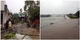 9 người chết, 4 người mất tích và hàng trăm người bị thương do bão số 10