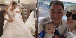 yan.vn - tin sao, ngôi sao - Dương Cẩm Lynh thử váy cưới chuẩn bị tổ chức lễ cưới tuần sau?