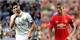 Vì sao Rashford và Asensio sẽ thành kỳ phùng địch thủ như Ronaldo và Messi?