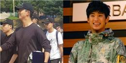 Học cách nhập ngũ của Taecyeon, Kim Soo Hyun được dân Hàn khen ngợi hết lời