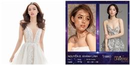 Khánh Linh The Face đính chính thông tin tham gia Hoa hậu Hoàn vũ 2017