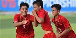 U16 Việt Nam đại thắng Mông Cổ: Dồn sự tập trung cho trận chiến với người Úc