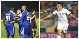 """Top 5 đội có hàng công """"khủng"""" nhất V-league 2017"""